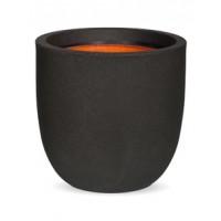Capi Tutch pot bol zwart